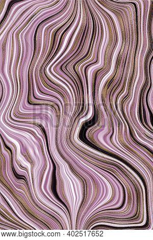 Agate Digital Paper. Agate Background. Raster Illustration