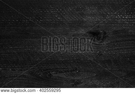 Natural Old Black Wood Texture For Add Text, Graphic Design And Display Or Montage Your Products Bac