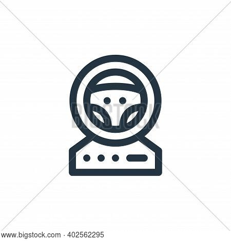 steering wheel icon isolated on white background. steering wheel icon thin line outline linear steer