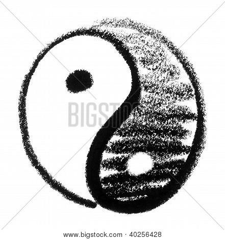 Sketched Harmony Symbol