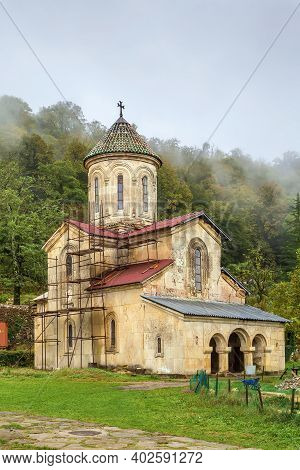 Gelati Is A Medieval Monastic Complex Near Kutaisi, Georgia. Gelati Was Founded In 1106 By King Davi
