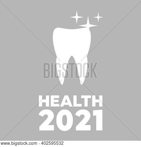 Dental Human Implant. Healthy Teeth And Dental Implant