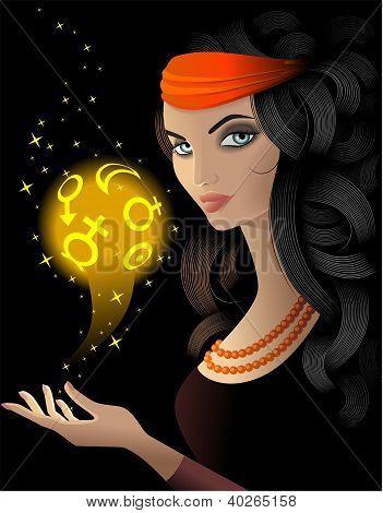Magic Girl.eps