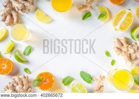 Immunity Booster Drink Ingredients