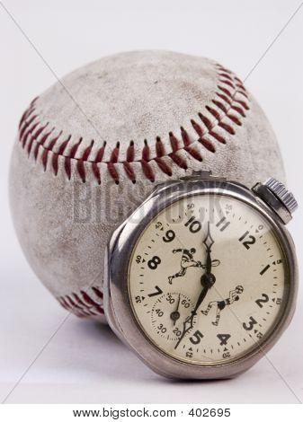 Time For Baseball