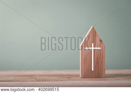 Small House Church For Catholics , Community Of Christ , Concept Of Hope , Christianity , Faith, Rel