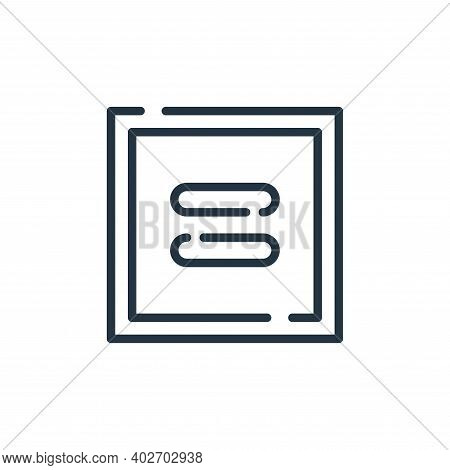 math icon isolated on white background. math icon thin line outline linear math symbol for logo, web