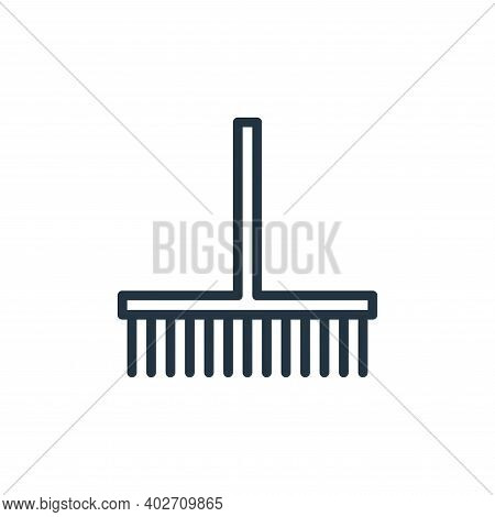 garden tool icon isolated on white background. garden tool icon thin line outline linear garden tool