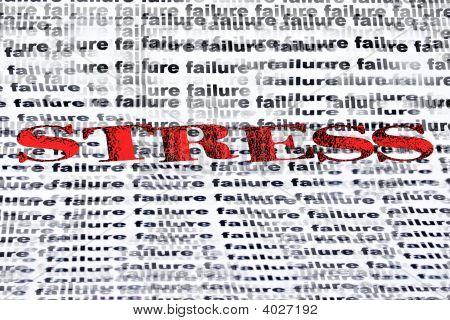 Stress Vs Failure