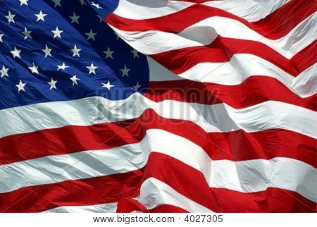 Old Glory.  Pride Of America. Smybol Of Freedom