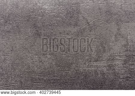 Grey Wall Stone Background. Abstract Grunge Dark Stone Texture. Concrete Wall