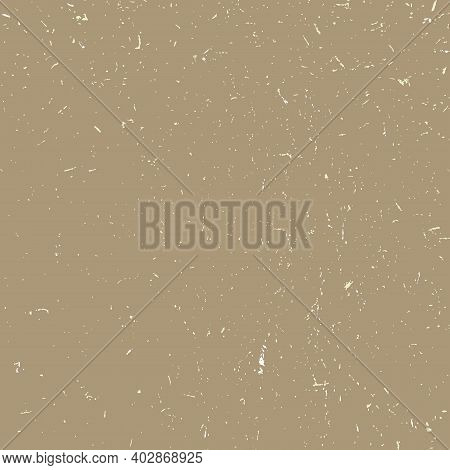 Old Grainy Paper Texture For Your Design. Eps10 Vector.