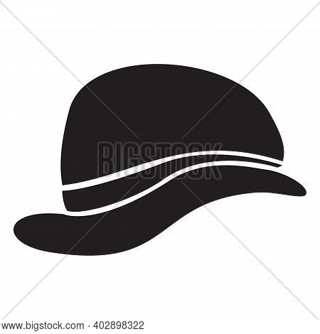 Hat Icon In Trendy Design Style For Web Site And Mobile App. Collection Hat, Hat Icon Modern And Sim