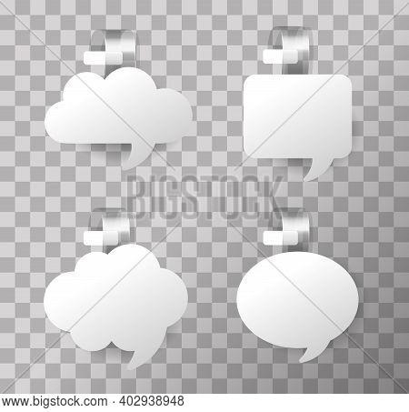 3d Blank White Round Wobbler. White Blank Advertising Wobblers. White Advertising Wobblers, Price Ta