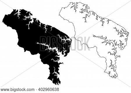 Northumberland County, Commonwealth Of Virginia (u.s. County, United States Of America, Usa, U.s., U