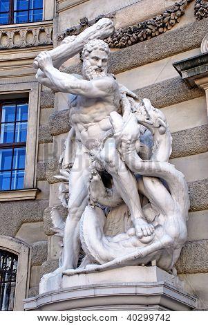 Hercules In Vienna(Austria)