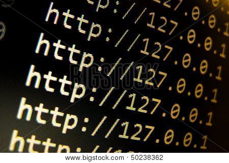 Internet IP address