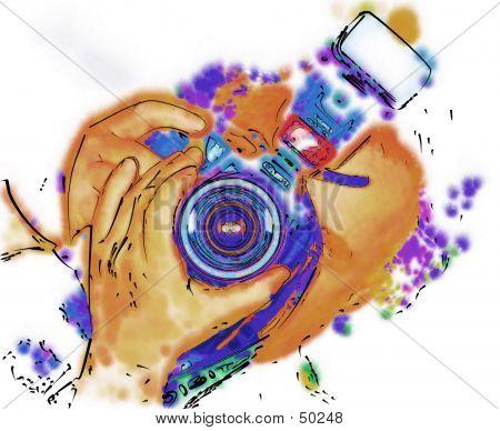 Illustrated Photographer...