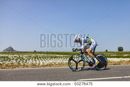The Cyclist Wouter Poels