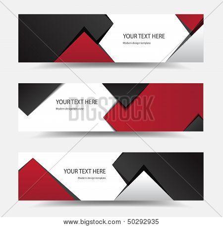 Modern Design Banners