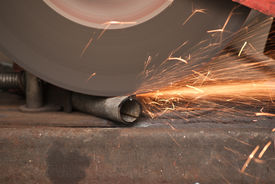 Grinder Steel Industry