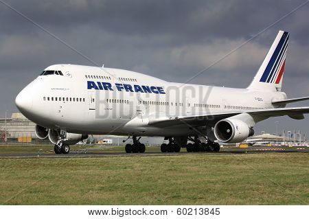 B747 Air France