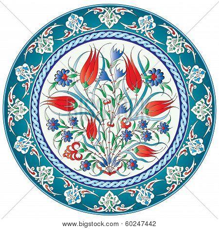 Oriental Ottoman Design Version