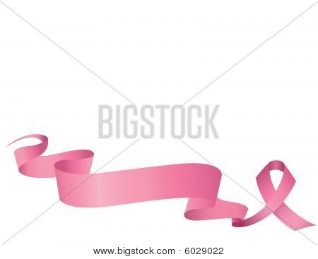 Pink Aw Ribbon Back.eps