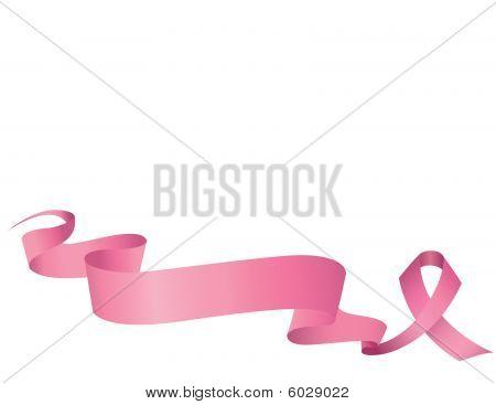 Pink Aw Ribbon Back.eps