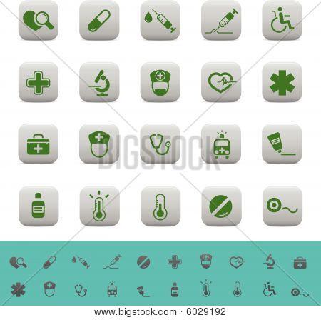 Medical & Healtcare  Icons