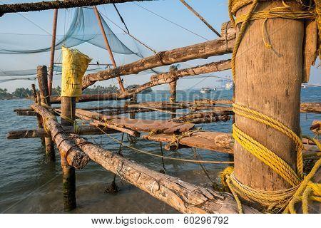 Kochi chinese fishnets