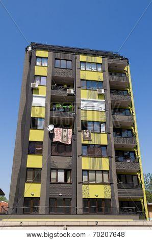 Apartament blocks
