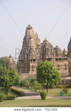 Matangeshvara And Lakshmana Temples