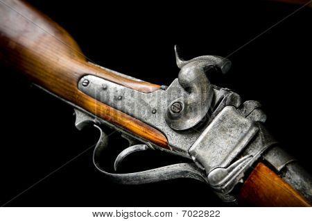 Vintage Rifle