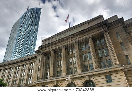 Dominion Public Building, Toronto