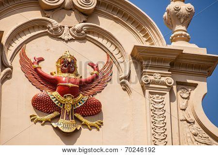Garuda Effigy