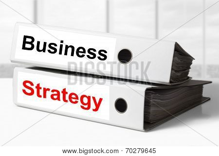 Office Binders Business Strategy