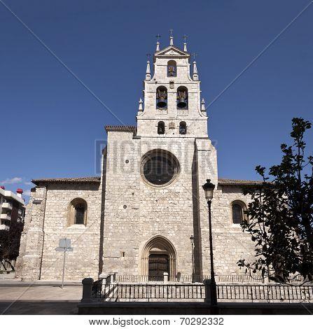 Saint Lesmes Abad Church
