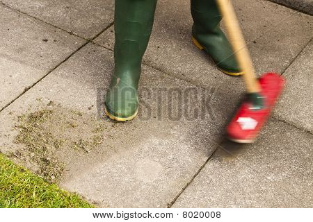 Sweeping The Path