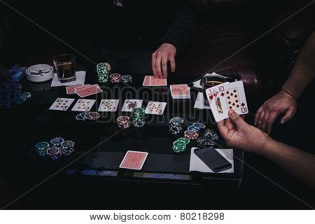 street combination in poker