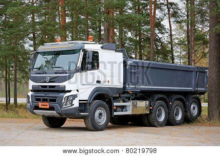 Volvo FMX X-Pro 540 Construction Truck