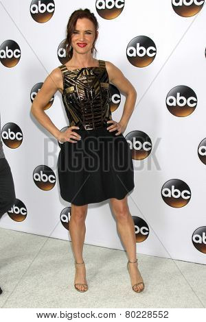 LOS ANGELES - JAN 14:  Juliette Lewis at the ABC TCA Winter 2015 at a The Langham Huntington Hotel on January 14, 2015 in Pasadena, CA