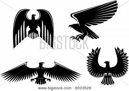 Adler-Tätowierungen