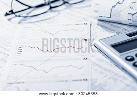 Analysis Of The Financial Market
