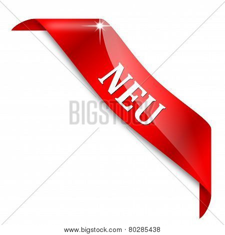 New - Red Tape