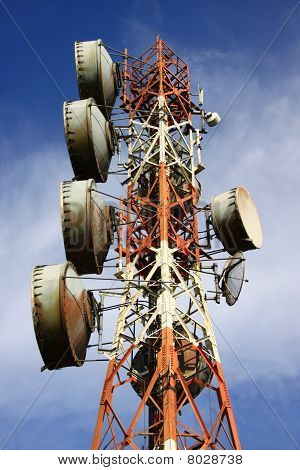 Unified Communications Tower