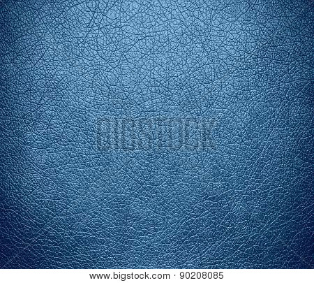 Cerulean frost color leather texture background