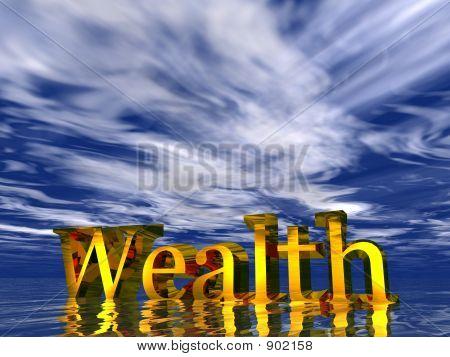 Wealthbluecloud