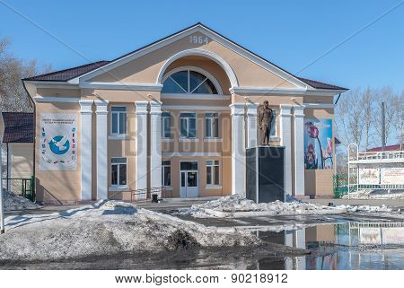 Center of national cultures. Yalutorovsk. Russia