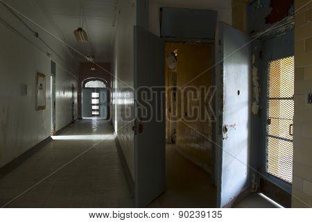 Halls And Doorways